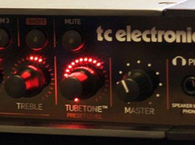 TC Electronic RebelHead450 review