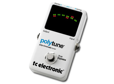 TC Electronic PolyTune Review