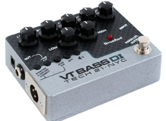 Tech 21 VT Bass DI Review