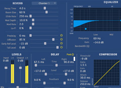 Reverb and EQ