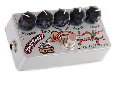 Zvex Instant Lo-Fi Junky Review