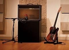 Recording electric guitar - Hardware