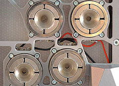 Unique Electrodynamic Speaker Designs