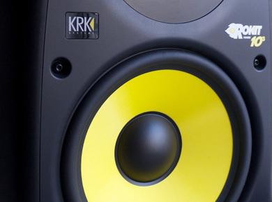 KRK Rokit Powered 10-3 Review