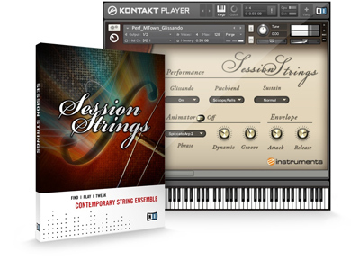 Native Instruments Session Strings Review