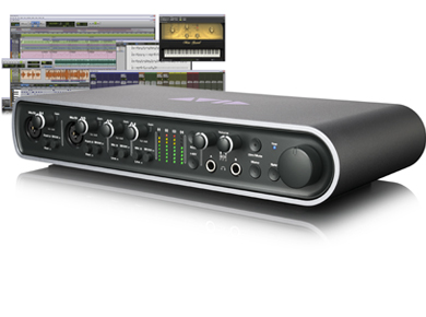 AVID Mbox Pro 3 Review