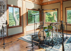 Recording drums — Stereo Room (Part 1)
