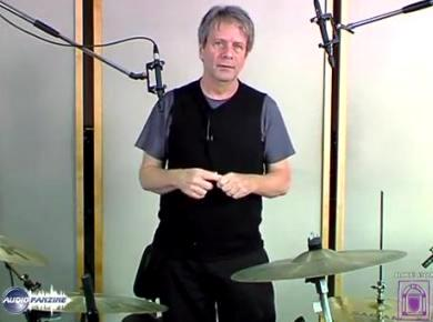 Masterclass with George Massenburg on Drums Recording