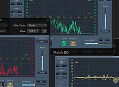 How to use a match EQ to manipulate your audio