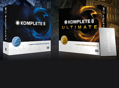 Native Instruments Komplete 8 & Komplete 8 Ultimate review