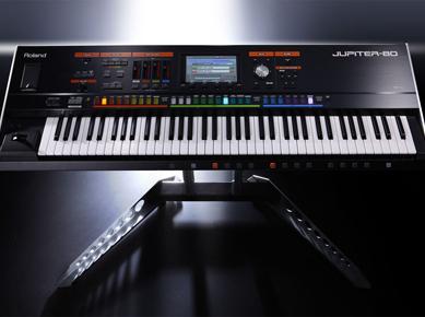 Roland Jupiter-80 Mini-Review