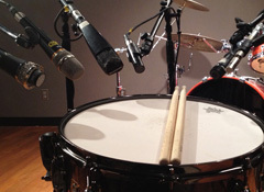 Recording drums — The snare drum (Part 2)