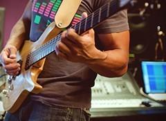 Recording electric guitar - DI Joe