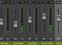 Getting Down to Work with Reverb