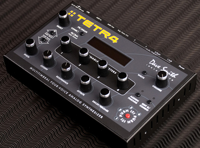 Dave Smith Instruments Tetra Review