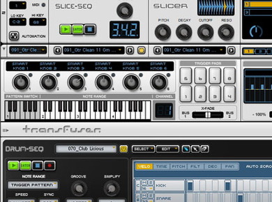 Digidesign Transfuser: The Test