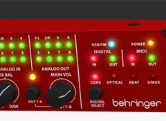 Behringer Firepower FCA1616 Review