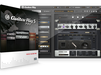 Native Instruments Guitar Rig Pro 5 Review