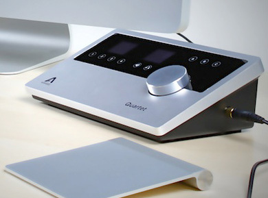 Apogee Quartet Audio Interface Review