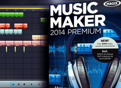 Magix Music Maker 2014 Review