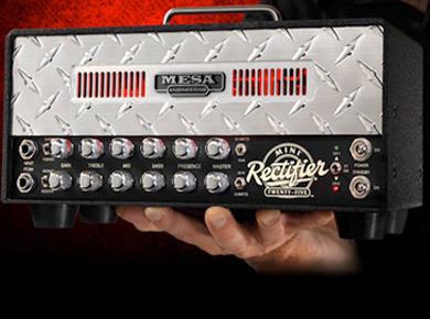 Mesa Boogie Mini Rectifier Review