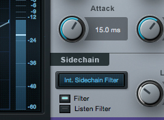 Sidechain Compression