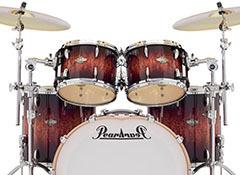 Recording drums — Panning