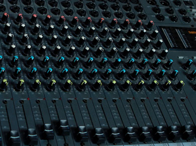 When it's time to mix a recording, you need a strategy