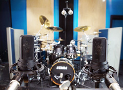 Recording drums — Stereo Room (Part 3)