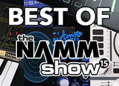 The hottest 20 products seen at the NAMM Show 2015