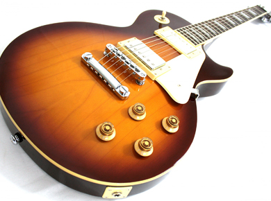 SR LP Origin Burst Plaintop & Luxe Flamed Tobacco Burst SR Guitars Review
