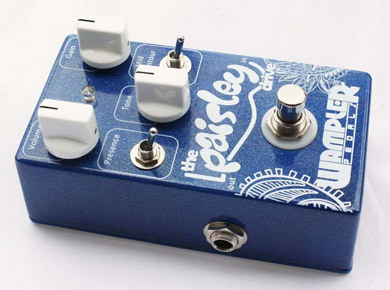 Wampler The Paisley Drive Review