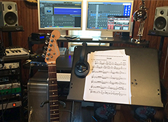 Surviving as a Hired Gun in the Studio
