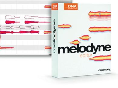 Celemony Melodyne Editor Review