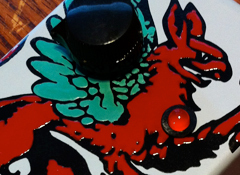 Flickinger Caged Crow, Vicious Cricket and Germanium Griffin Review