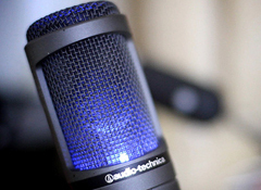 Audio-Technica AT2020USB+ Review