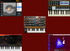 Cheap Synth Apps with Rich Sound