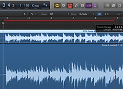 DAW Tips for Tracking