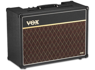 Vox  AC15VR Valve Reactor Combo Amp Review