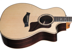 Taylor814ce 2014 Edition Review