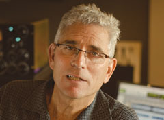 An interview with renowned mastering engineer Greg Calbi