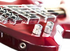 Setting the Controls of a Passive Bass Guitar