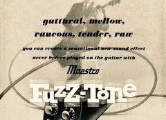 A rundown of the most mythical fuzz pedals