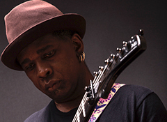 The Living Colour guitarist on film scoring, DAWs, amp simulators and more
