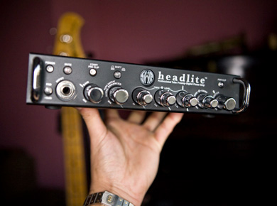 SWR HeadLite Amplifier Head & Amplite Amplifier Review