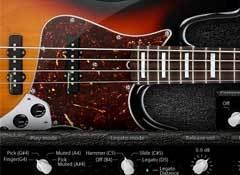 the best bass guitar vsts audiofanzine. Black Bedroom Furniture Sets. Home Design Ideas