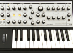 Recording a hardware synth