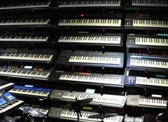 The top analog synths