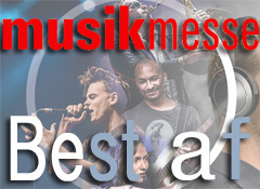 The Top 10 of Musikmesse 2017