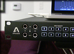 A Video Demo of the New Apogee Thunderbolt Ensemble